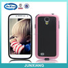 Alibaba express fancy cell phone tpu pc cover case for samsung galaxy s4