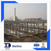 Light Frame Prefabricated Steel Structure Warehouse