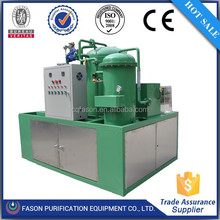 Small Vacuum Transformer Oil Purifier/Transformer Oil Dehydration/Transformer Oil Regeneration Machine