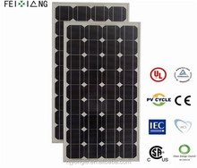 solar panel flexible,best price power 100w solar panel