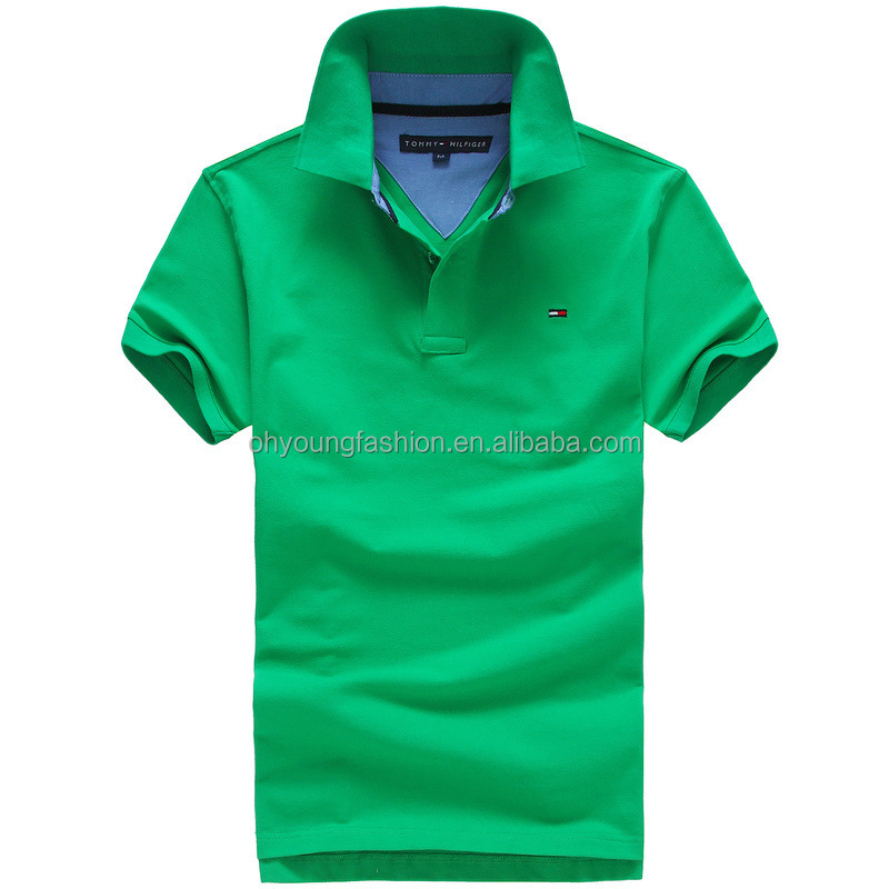 Wholesale High Quality Polo Shirt Latest Design Mens Polo