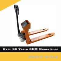 1ton for sale hydraulic hand pallet truck scale