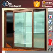 Fine quality functional and decorative built-in blind sliding doors