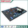 hot avr with mecc alte uvr6 for diesel generator voltage regulator AVR MX321-A CHINA MADE