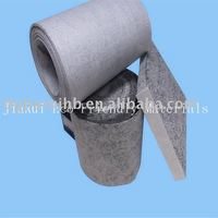 polyester nonwoven activated carbon filter fabric