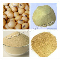 high quality and low price extruded soybean meal for animal feed