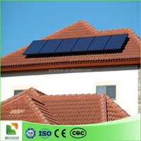 solar panel complete set photovoltaik system roofing system solar panel roof mount solar panel roof mount