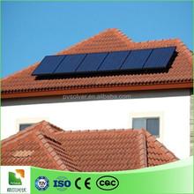 solar panel complete set photovoltaik system roofing system solar panel roof mount solar panel roof mount