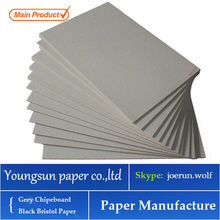 High quality grey chip board/grey board