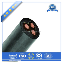 11KV 35mm240mm 4 core 600/1000V PVC/XLPE insulated low voltage power cables price