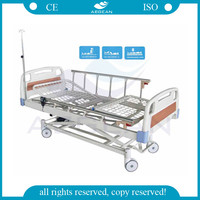 AG-BM106 Best selling hospital patient room restraint bed