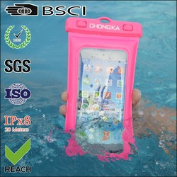 mobile phone waterproof bag/waterproof bag for phone/for phone waterproof bag