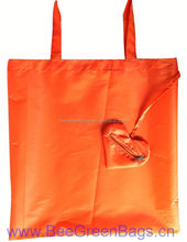 190T Polyester Cute Design 2012 foldable shopping bag