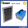 Environmentally friendly Emergency 30W Mini 500 watt solar panels kit