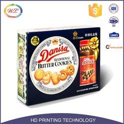 High Intensity Luxury Cookies Box Packaging Design