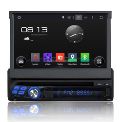 factory customize android 4.4 quad core RK3188 ROM 16G DVR TPMS 1 din universal car dvd radio