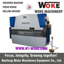 Hydraulic Steel CNC Press Brake, Plate Bending Machine, Bending Metal WC67K-300T 4000