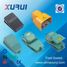 (UL TUV CCC CE RoHS) electrical on off foot switch