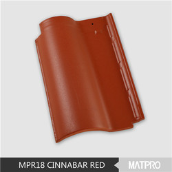 red asphalt heat insulation roofing shingle price china supplier