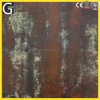 rustic glazed tile 12x12 floor tile red