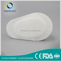 Free Sample fda ce certificated eye pad sterile bandage