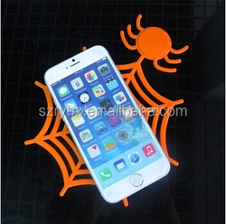 Top selling magnetic mobile phone holder spider sticky on alibaba express