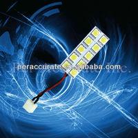 Auto spare part 12V PCB interior light led car dome