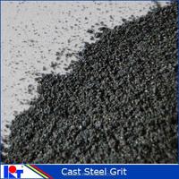 Sand Blasting Steel Grit