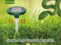 Best products for import Garden tool pest control GH-316 Solar ultrasonic pest repeller China supplier