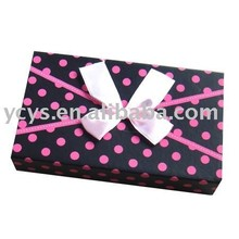 2015new style popular customized recyclable small paper gift box