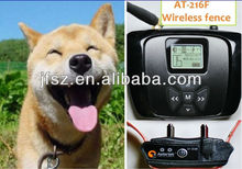 waterprooof and rechargeable 10levels shock Wireless Dog Fence