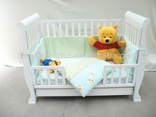 Bebé caliente estilo trineo cuna cama& cajón + colchón( blanco)