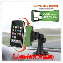 GripGo Sticky Grip Car Phone Mount As Seen On TV Sticky Grip Go Hands Free Cell Phone Holder