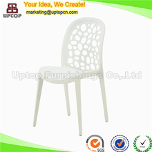 (SP-UC316) Wholesale bubble stacking plastic wedding chair