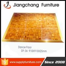 Furniture GuangZhou Dance Floor High Quality Teak Wood JC-W38