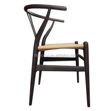 Y chair,Antique chair solid wood China replica hans wegner chair, Wegner wishbone wooden chair/Hans J.Wegner wishbone