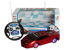 2014 New 4ch wireless remote control toy car with light