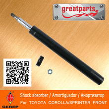 High quality front Gas strut for TOYOTA COROLLA/SPRINTER 4851112430 4852012520
