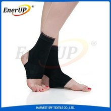 Ankle support copper compression ankle and heel sleeve