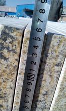 Absolute Black bullnosed edge granite countertop