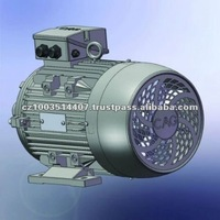 CAG IE 2 Three Phase Aluminium Frame Electric Motor 3kW