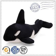 calidad superior de venta al por mayor precio de fábrica de ballenas de juguete de felpa