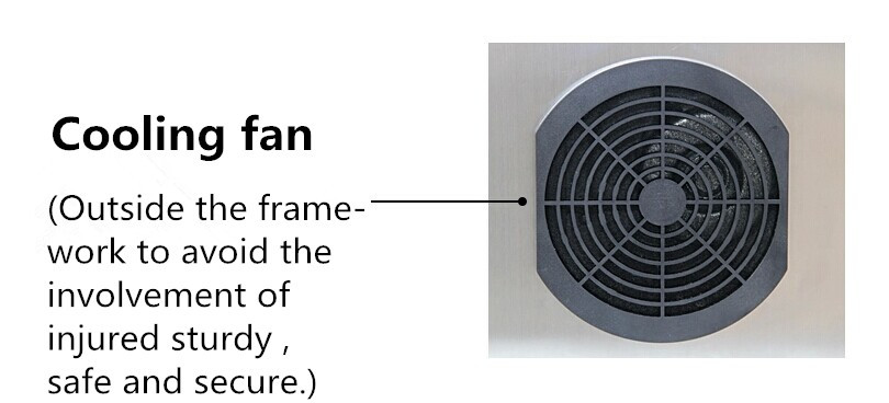 Jiahuan Air Ionizer Ozone Generator Removing The Smell