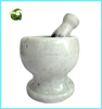 Mortar and Pestle, marble stone mill and pillon-66
