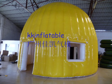 inflatable dome tent/customized inflatable party tent dome/inflatable igloo tent