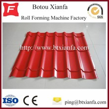 Auto Cold Roll Forming Machine For Metal Roofing Tiles Machine
