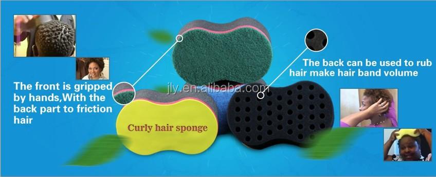 Twist Sponge For Natural Hair Hair Twist Sponge/hair Coil