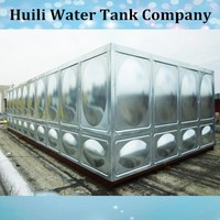 Dezhou Huili foldable fish farming storage water tank