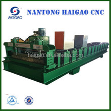 Single Layer CNC color steel roll making machine/ sheet metal forming roller machines