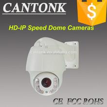 2015 Weatherproof IR long Range 50M 10X Zoom 5mm-50mm FUll HD 1080P PTZ IP Camera